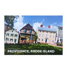 Frog & Toad Press Providence Art Club Hassan Bagheri Postcard