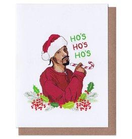 Waka Flocka Luke Snoop Dog Christmas Card