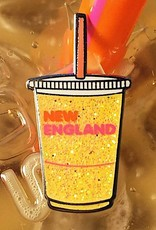 Nate Duval New England Drink Pin