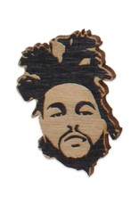 Letter Craft The Weeknd Wooden Magnet
