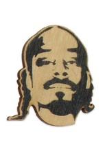 Letter Craft Snoop Wooden Magnet