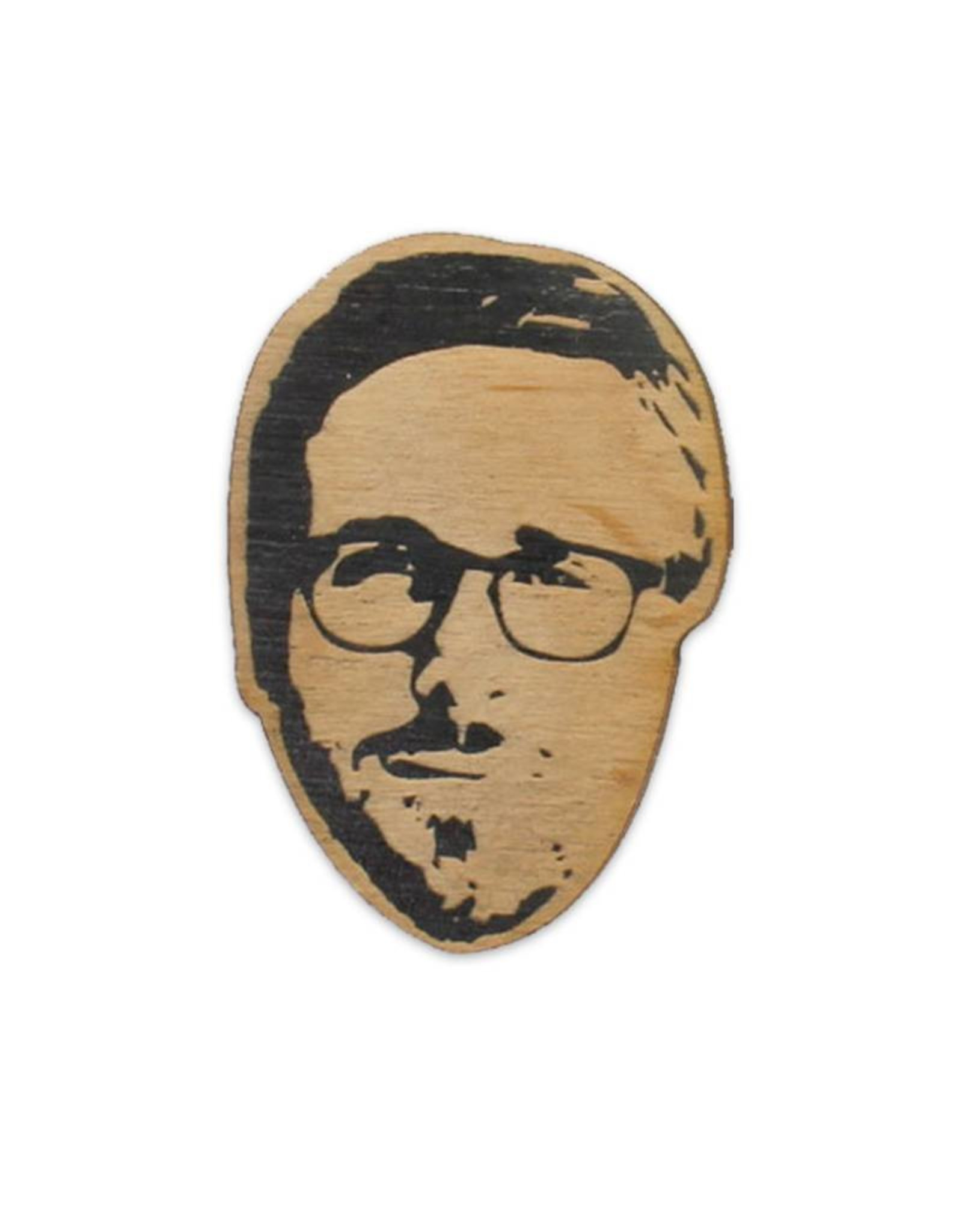 Ryan Gosling Wooden Magnet