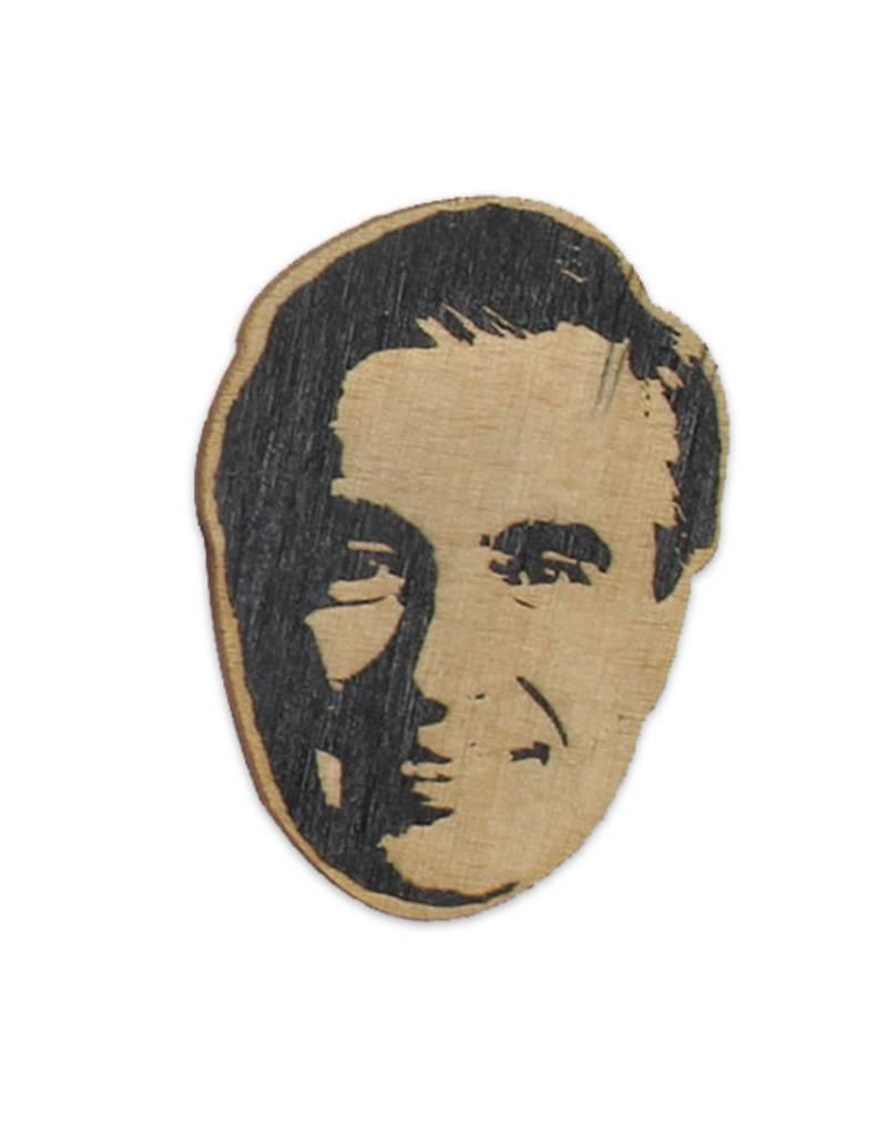 Letter Craft Mr. Rogers Wooden Magnet