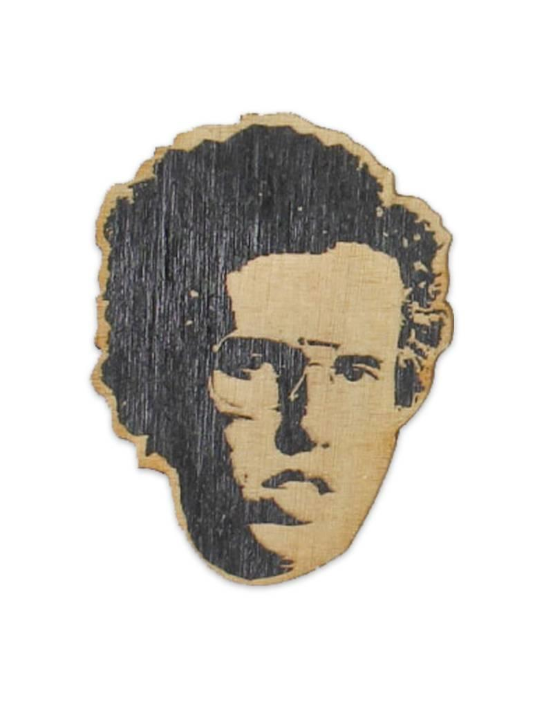 Letter Craft Napoleon Dynamite Wooden Magnet