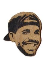 Drake Wooden Magnet