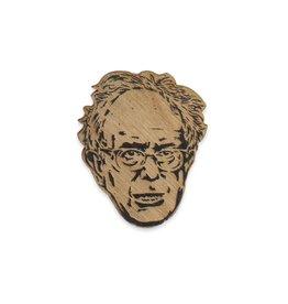 Letter Craft Bernie Sanders Wooden Keychain