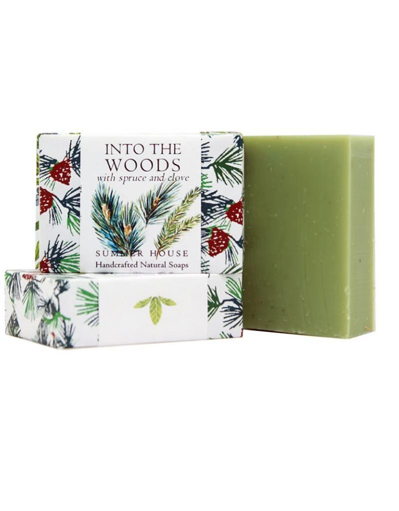 Summer House Natural Soaps Soap Bar - Into The Woods