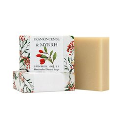 Summer House Natural Soaps Soap Bar - Frankincense and Myrrh