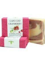 Summer House Natural Soaps Soap Bar - Cape Cod Cranberry