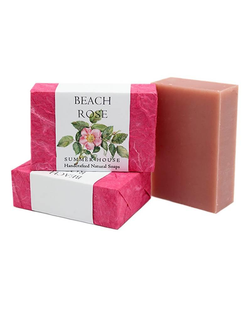 Summer House Natural Soaps Soap Bar - Beach Rose