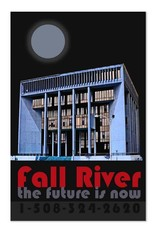Fall River Greeting Card