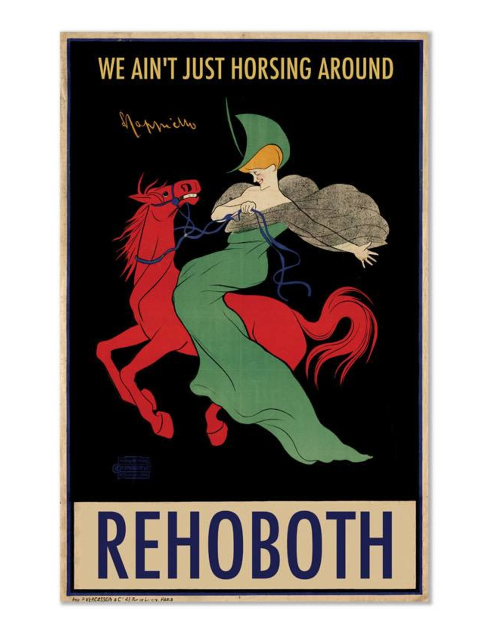 Rehoboth Greeting Card