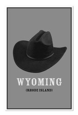 Wyoming, RI Greeting Card
