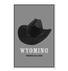 Frog & Toad Design Wyoming, RI Greeting Card