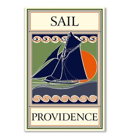 Sail Providence Greeting Card