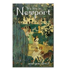 Newport Greeting Card