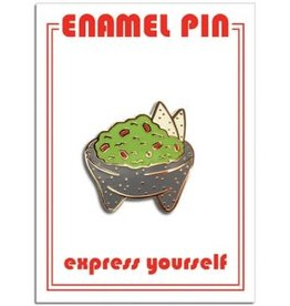 Guacamole Enamel Pin