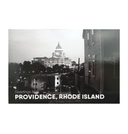 Frog & Toad Press State House Hassan Bagheri Postcard