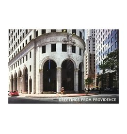 Frog & Toad Press Big Nazo and Turks Head Building Postcard
