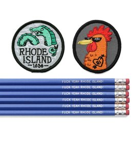 "Frog & Toad Press Rhode Island ""Lil Rhody"" Set"