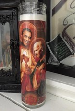 Rust Belt Cooperative Biden & Obama BFF Prayer Candle