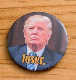 Youth Collaborative Donald Trump Loser Button