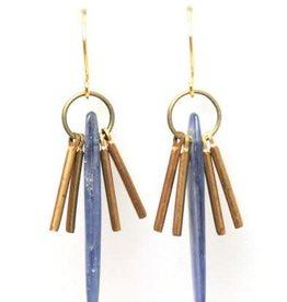 Crafts & Love Ali Fringe Earrings