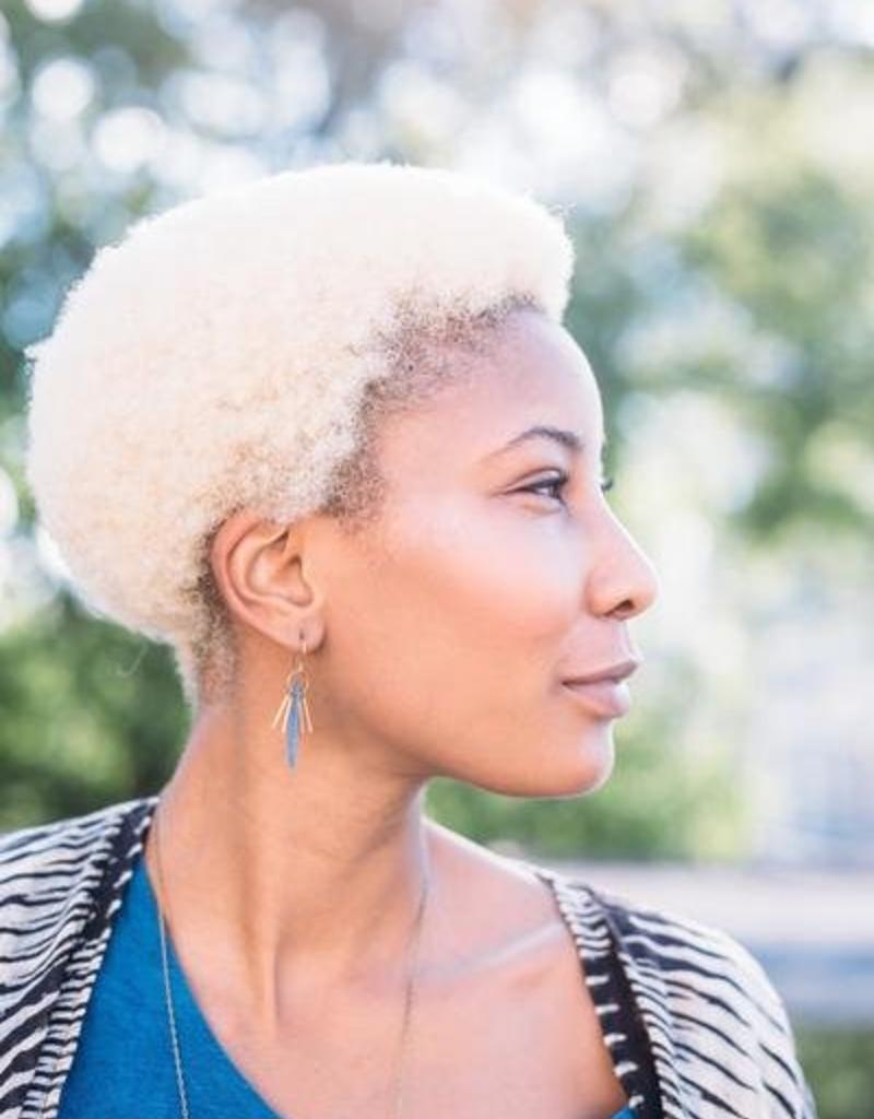 Crafts & Love Ali Fringe Earrings