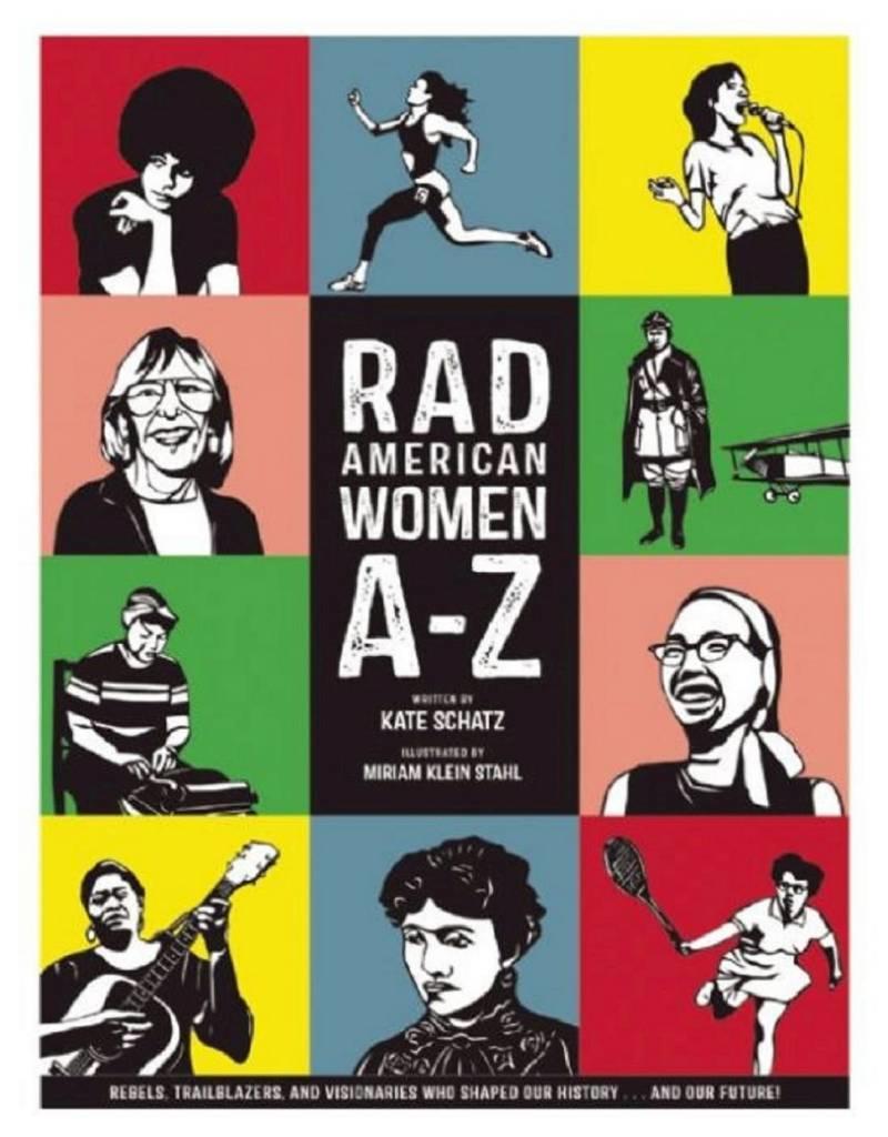 Ingram Rad American Women A-Z