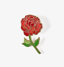 Rose Enamel Pin