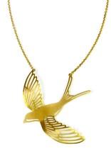 Monserat De Lucca, Inc. Large Mockingbird Necklace