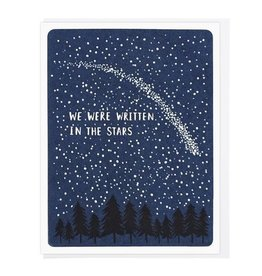 Lucky Horse Press We Were Written In The Stars Greeting Card