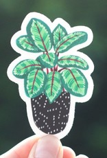Cactus Club Paper Houseplant Vol. 1 Sticker Pack