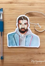 YeaOh Greetings Drake Air Freshener