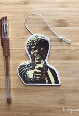 YeaOh Greetings Samuel L Jackson Pulp Fiction Air Freshener