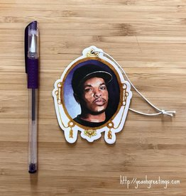 YeaOh Greetings Dr. Dre Air Freshener
