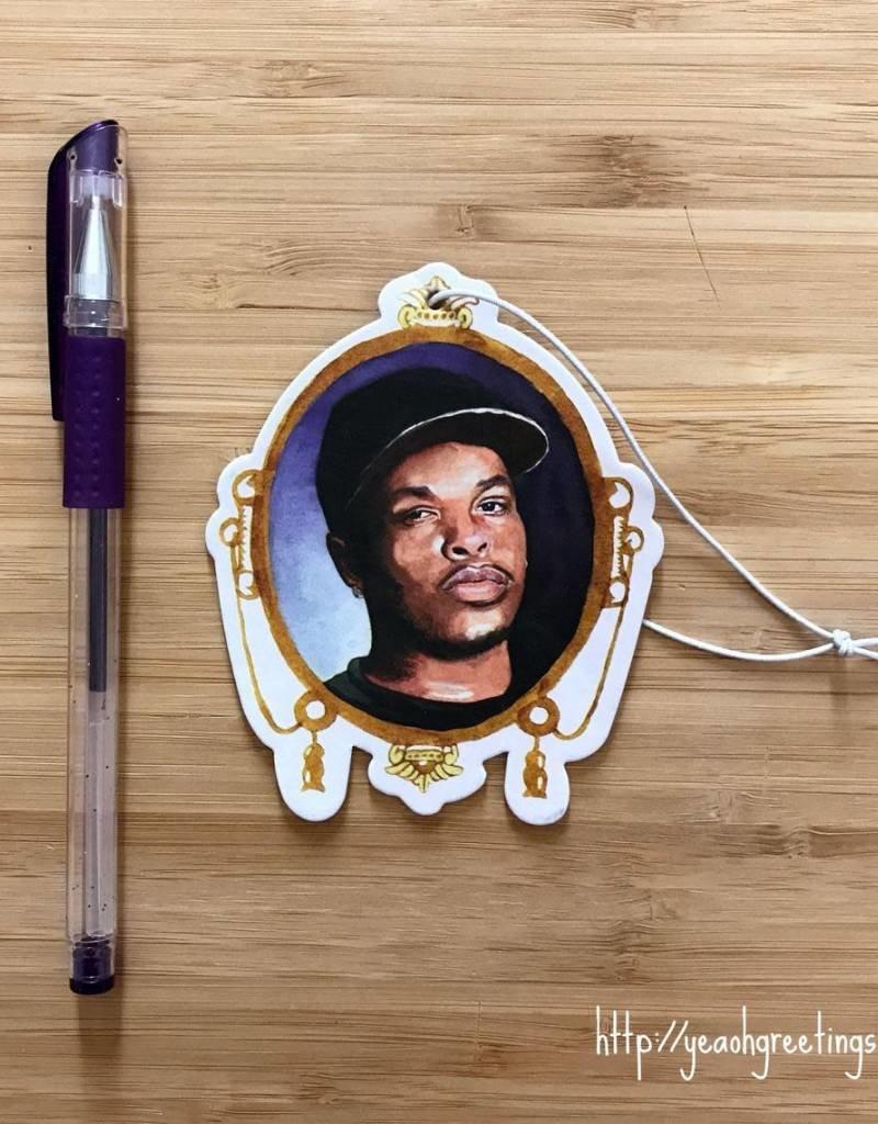 YeaOh Greetings Dr. Dre Air Freshener