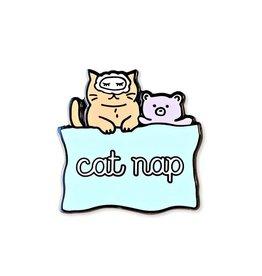 Cat Nap Pin