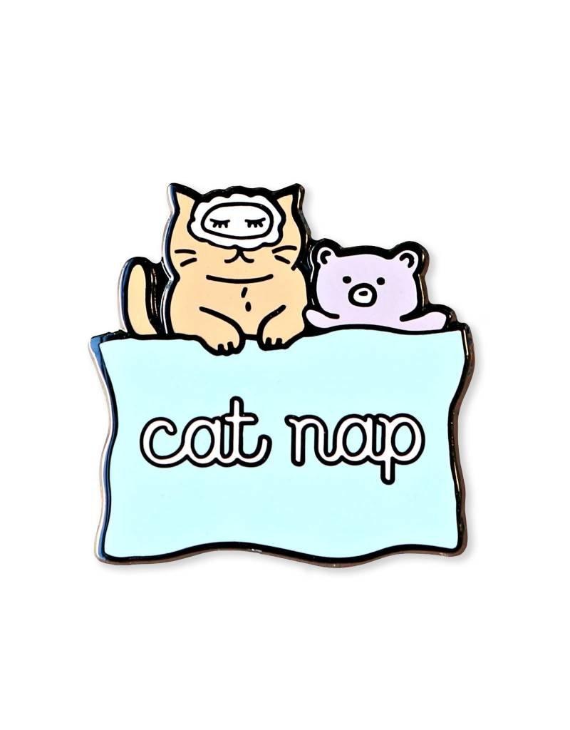 Towne 9 Cat Nap Pin