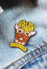 Towne 9 Frenchie Fries Pin