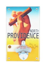 Frog & Toad Design North Providence Bottle Opener