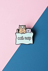 Towne 9 Cat Nap Pin