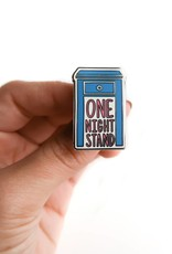 One Night Stand Enamel Pin