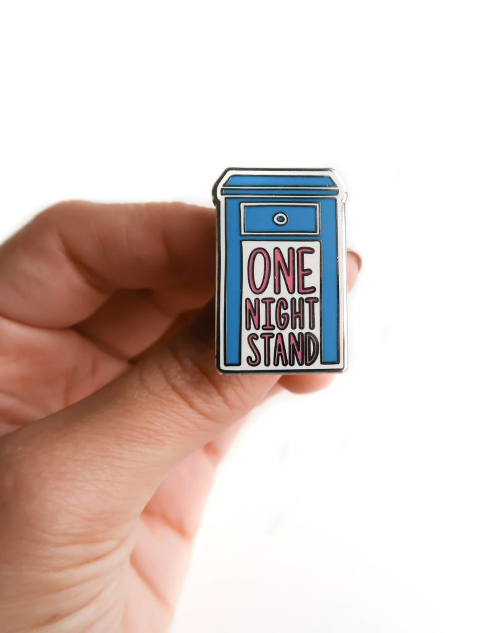 Towne 9 One Night Stand Enamel Pin