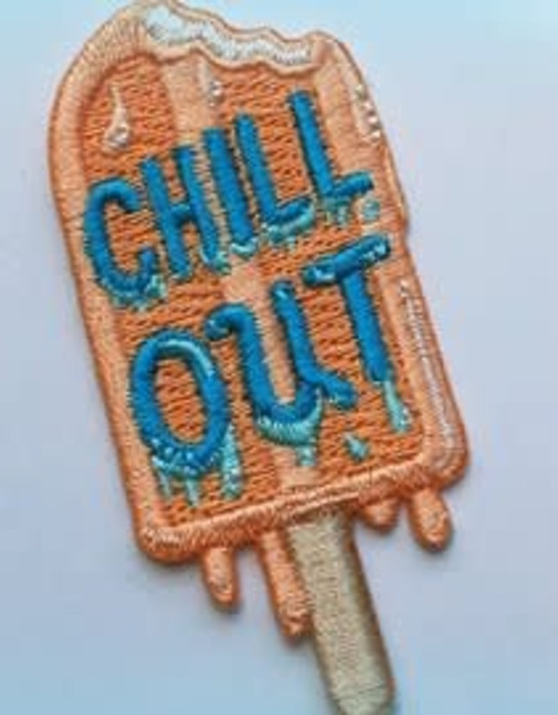 Wildflower + Co. Chill Out Popsicle Patch