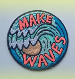 Wildflower + Co. Make Waves Patch