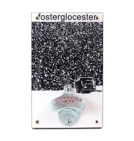 Fosterglocester Snow Day Bottle Opener