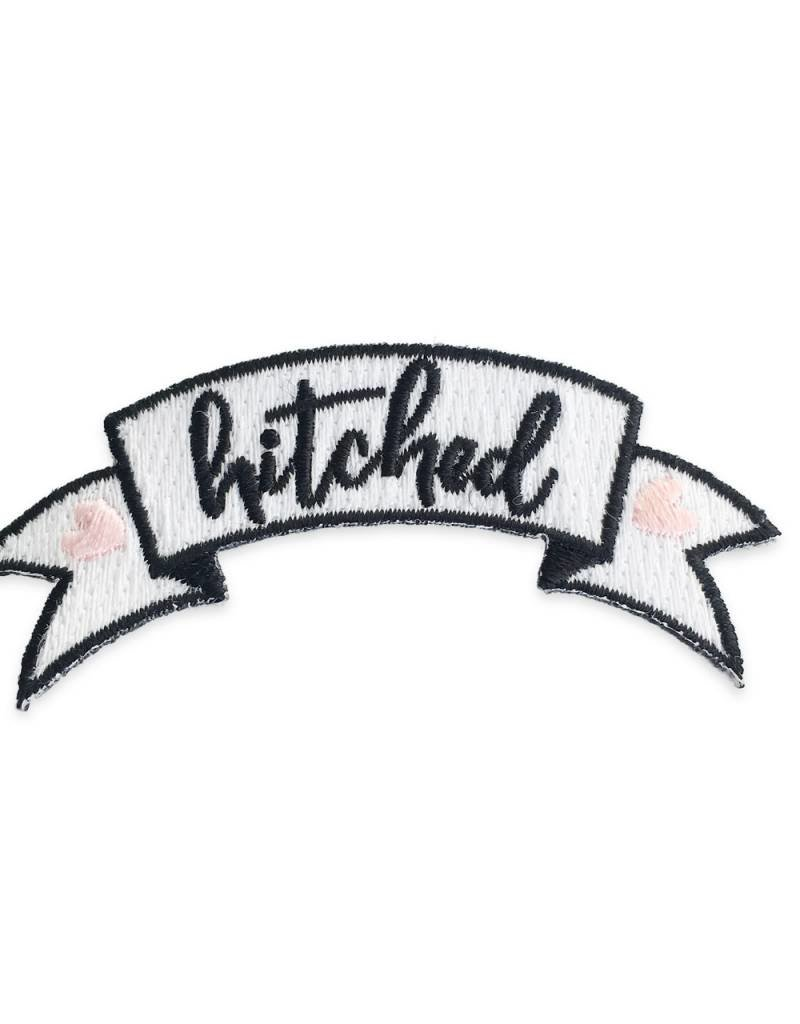 Wildflower + Co. Hitched Banner Patch