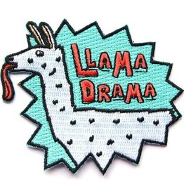 Mokuyobi Threads Llama Drama Patch