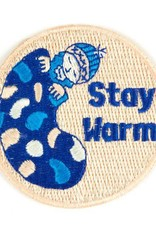 Mokuyobi Threads Stay Warm Patch